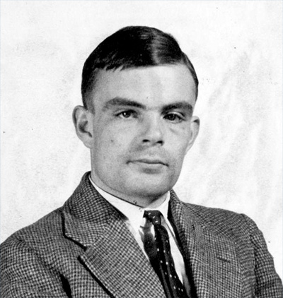 Alan Turing Profile
